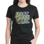 GOat Green Women's Dark T-Shirt