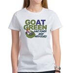 GOat Green Women's T-Shirt