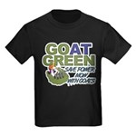 GOat Green Kids Dark T-Shirt