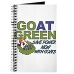 GOat Green Journal