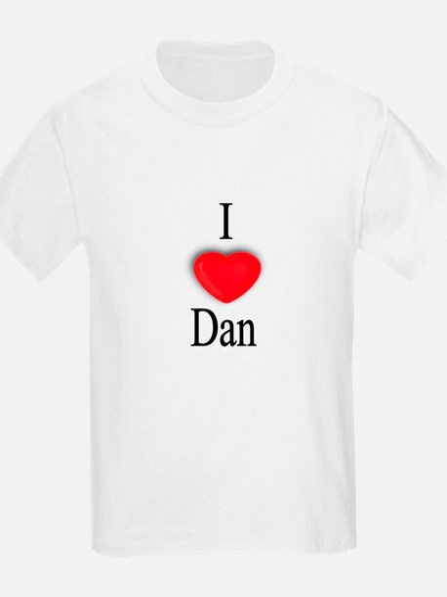Dan Kids T-Shirt