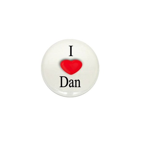 Dan Mini Button (10 pack)