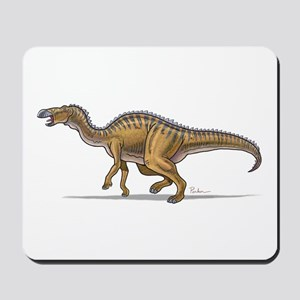 Edmontosaurus Dinosaur Mousepad