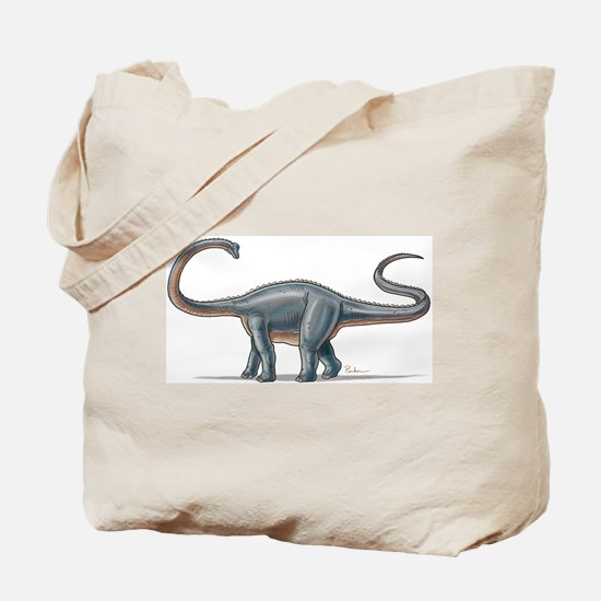 Apatosaurus Dinosaur Tote Bag