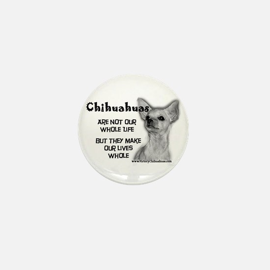 Chihuahua Mini Button