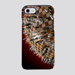 Global Chess Game iPhone 7 Tough Case