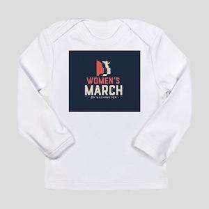 womens march on Washington Long Sleeve T-Shirt