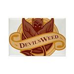 Devil's Weed Rectangle Magnet (10 pack)