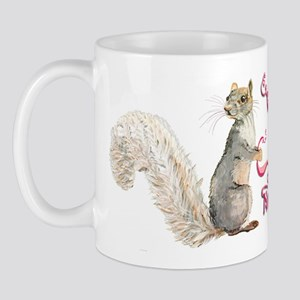 Squirrel Nut House Mug