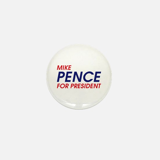 Pence for President Mini Button