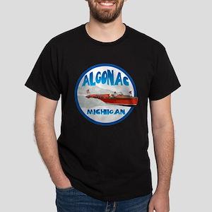 The Algonac, Michigan Dark T-Shirt