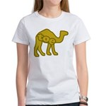 Camel Toe Women's T-Shirt