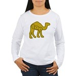 Camel Toe Women's Long Sleeve T-Shirt