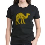 Camel Toe Women's Dark T-Shirt