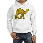 Camel Toe Hooded Sweatshirt