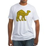 Camel Toe Fitted T-Shirt