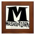 Official Mashuptown Bling Bli Framed Tile