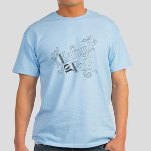 King of Pop Light T-Shirt