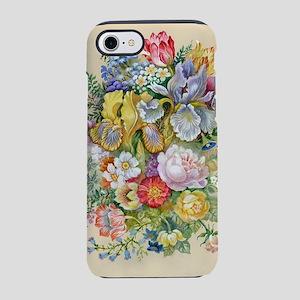 Flower Bouquet Painting iPhone 8/7 Tough Case