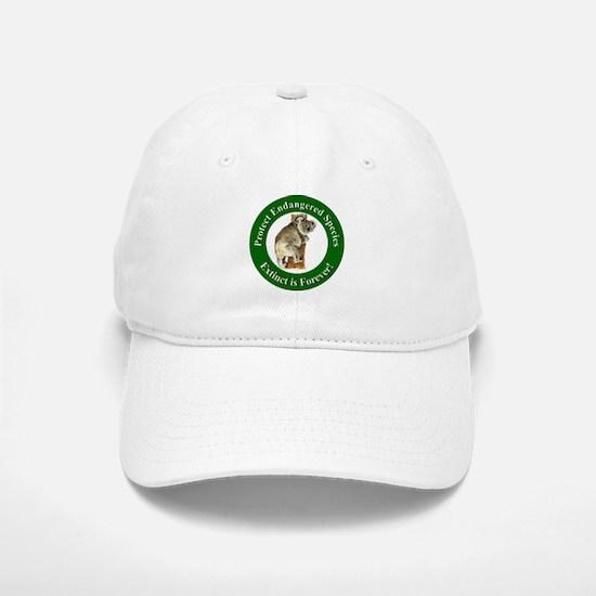 Protect Endangered Species Baseball Baseball Cap