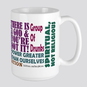 12- Step Higher Power Mugs