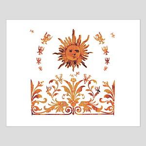 Sunshrine II Small Poster