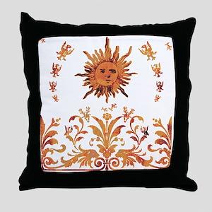 Sunshrine II Throw Pillow