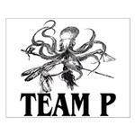 Team P Octopus 2009 Small Poster