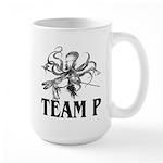 Team P Octopus 2009 Large Mug