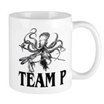 Team P Octopus 2009 Mug