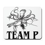 Team P Octopus 2009 Mousepad