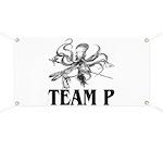 Team P Octopus 2009 Banner