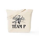 Team P Octopus 2009 Tote Bag