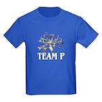 Team P Octopus 2009 Kids Dark T-Shirt
