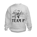 Team P Octopus 2009 Kids Sweatshirt