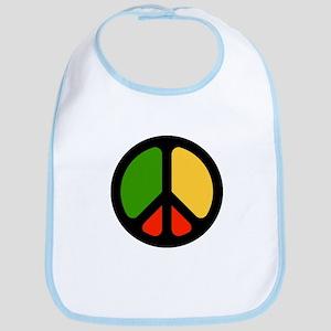 Rasta CND logo Bib