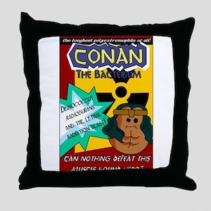 conan Throw Pillow