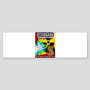 conan Sticker (Bumper)