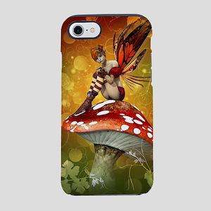 Autumn Fairy iPhone 7 Tough Case