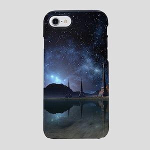 Alien World iPhone 7 Tough Case