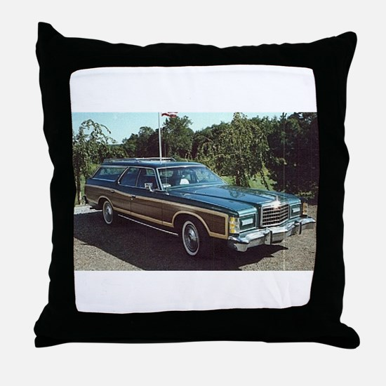 Cute Nys Throw Pillow