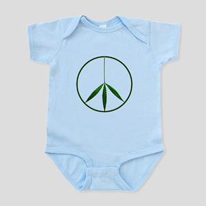 CND leaf Infant Bodysuit