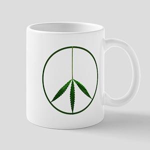 CND leaf Mug