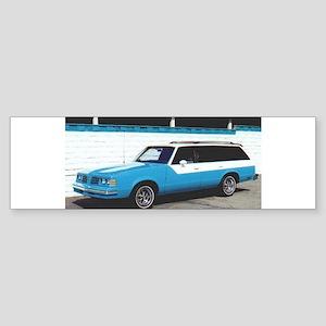 1981 Pontiac Lemans Bumper Sticker