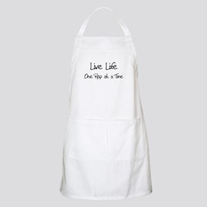 Live Life One Rep at a Time - BBQ Apron