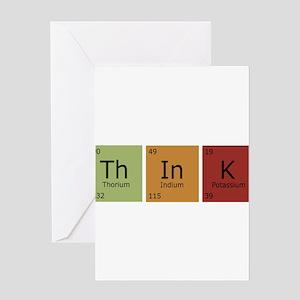 3-thinktrans Greeting Card