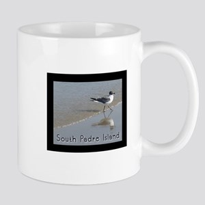 South Padre Island, TX seagul Mug
