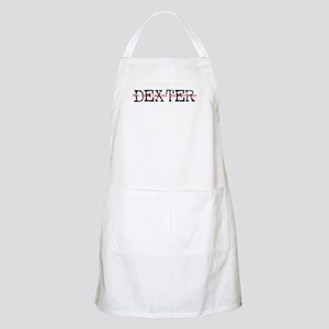 Dexter not your typical boy n BBQ Apron