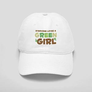 Loves A Green Girl Cap