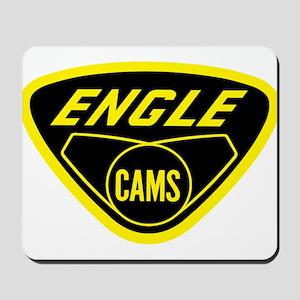 Authentic Original Engle Cams Mousepad